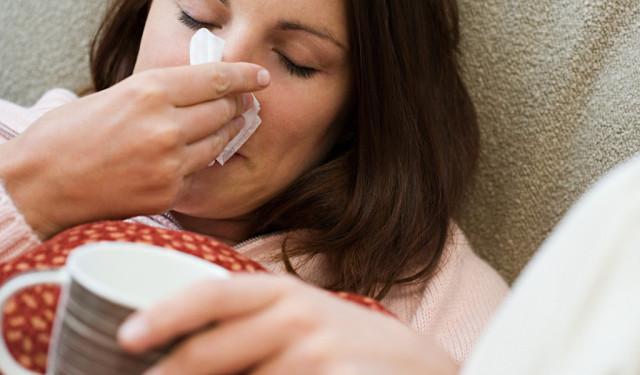 Prevenir resfriados con alimentación sana