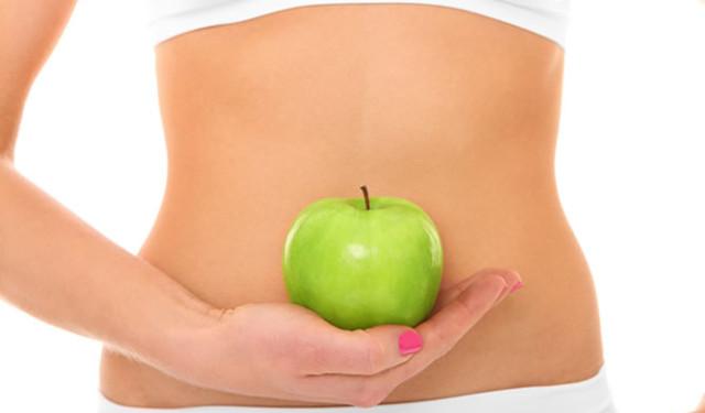 Alimentos para lograr un abdomen deseado