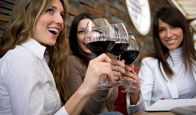 12 motivos saludables para beber vino