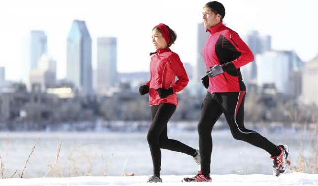 Cinco motivos para continuar ejercitándote en invierno