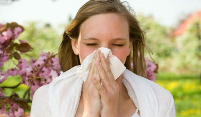 Septiembre el mes de las alergias